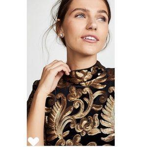 Alice + Olivia Dresses - Alice + Olivia Inka Sequins Dress. Retail- $400